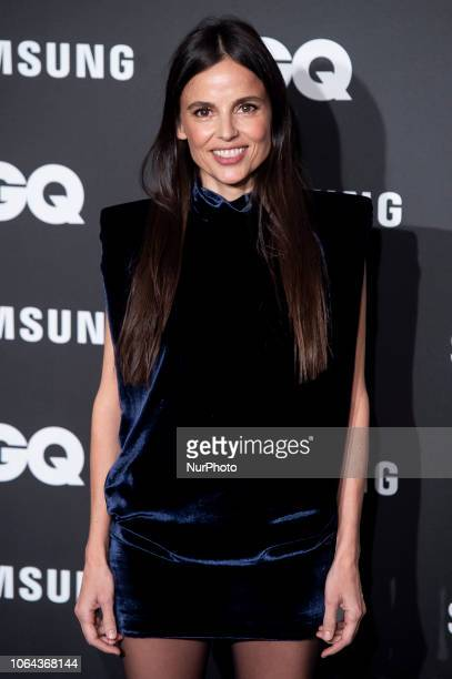 Actress Elena Anaya attends the 2018 GQ Men of the Year awards at the Palace Hotel in Madrid Spain November 22 2018