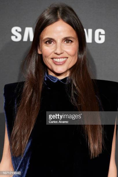 Actress Elena Anaya attends the 2018 GQ Men of the Year awards at the Palace Hotel on November 22 2018 in Madrid Spain