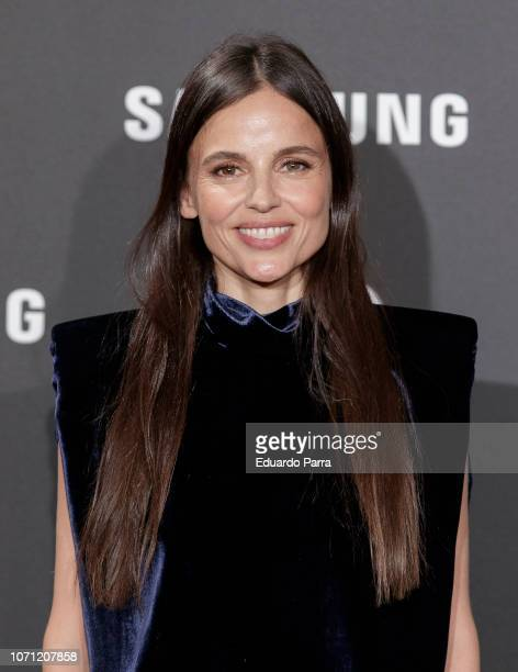 Actress Elena Anaya attends the 'GQ Men of the Year' awards photocall at Palace hotel on November 22 2018 in Madrid Spain