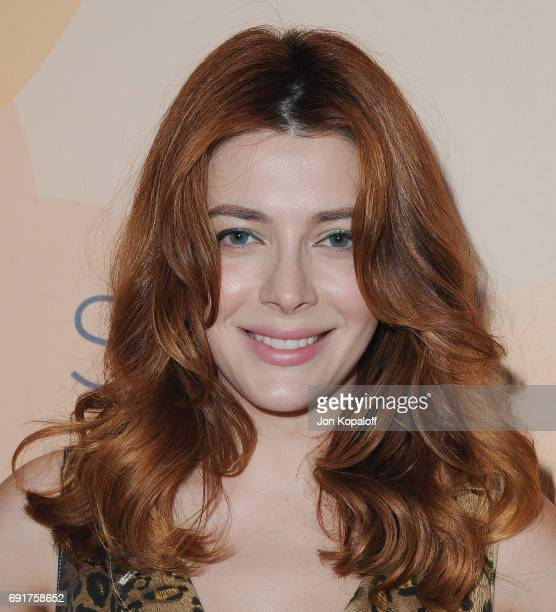 Actress Elena Satine arrives at the 14th Annual Inspiration Awards at The Beverly Hilton Hotel on June 2 2017 in Beverly Hills California