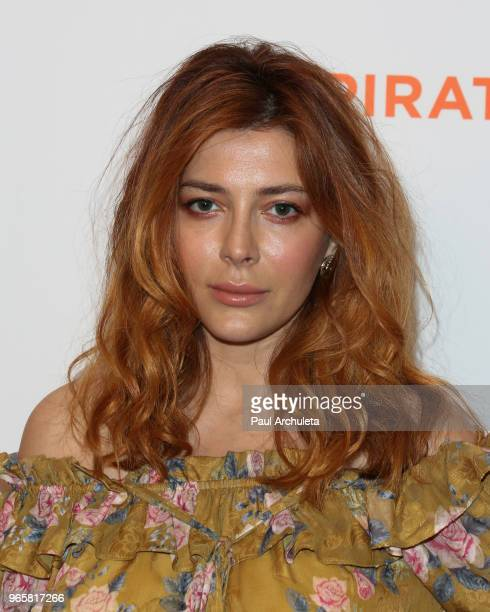 Actress Elena Satine attends Step Up's 14th Annual Inspiration Awards at the Beverly Wilshire Four Seasons Hotel on June 1 2018 in Beverly Hills...