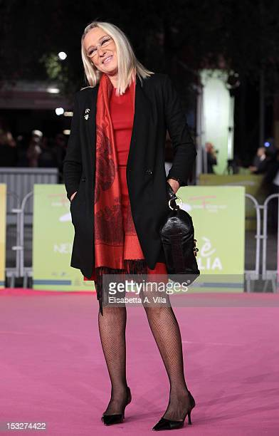 Actress Eleonora Giorgi attends the 2012 RomaFictionFest at Auditorium Parco della Musica on October 2, 2012 in Rome, Italy.