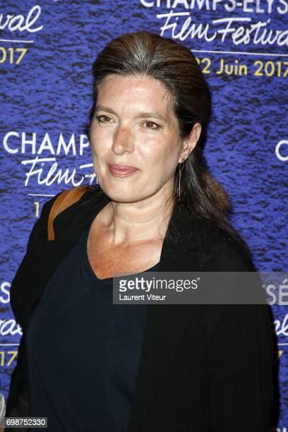 "Actress Eleonore Klarwein attends ""Diabolo Menthe"" Retrospective at Cinema Le Publicis during the 6th Champs-Elysees Film Festival on June 20, 2017..."
