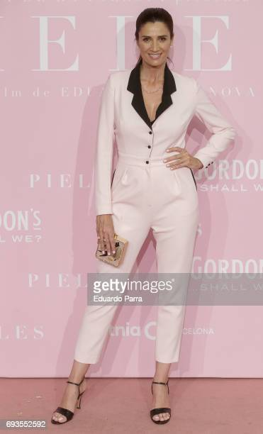 Actress Elia Galera attends the 'Pieles' premiere at Capitol cinema on June 7 2017 in Madrid Spain