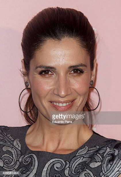 Actress Elia Galera attends the 'Tender Stories' campaign presentation photocall at TOUS flagship store on November 25 2014 in Madrid Spain