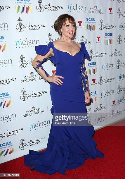Actress Eliana Alexander attends the 31st Annual Imagen Awards at The Beverly Hilton Hotel on September 9 2016 in Beverly Hills California