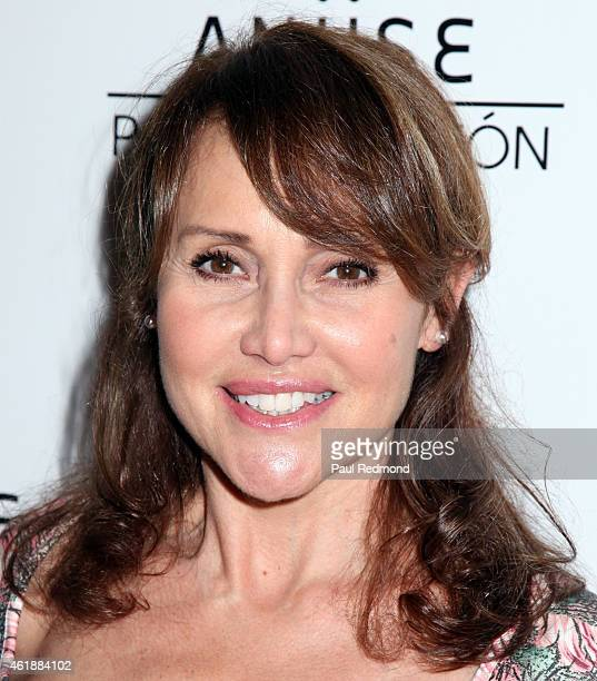 Actress Eliana Alexander attends the Launch Party For Aniise By Patricia de Leon at Nobu on January 20 2015 in Los Angeles California