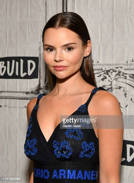 Actress Eline Powell visits Build Series to discuss TV drama series Siren at Build Studio on June 21 2019 in New York City