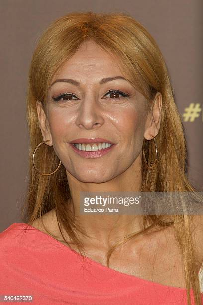 Actress Elisa Matilla attends the 'Magnum summer' photocall at Me hotel on June 15 2016 in Madrid Spain