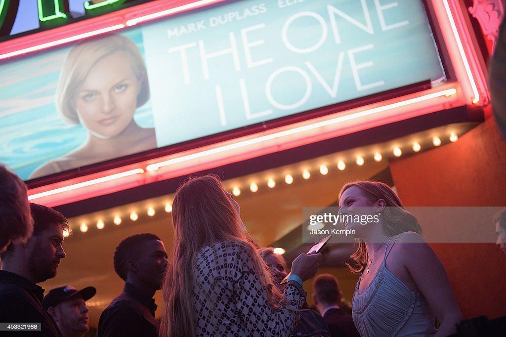 "Premiere Of RADiUS-TWC's ""The One I Love"" - Arrivals : News Photo"