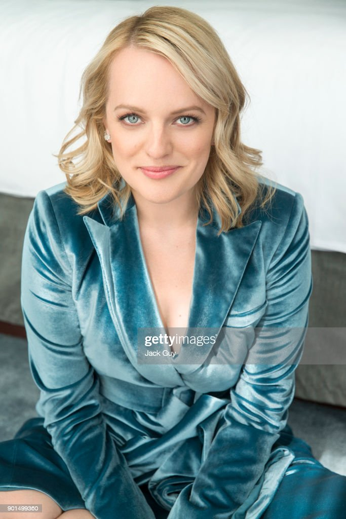 Elizabeth Moss, Emmy Magazine, Issue No. 7, 2017