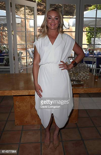 Actress Elisabeth Rohm attends Baby Quest Foundation's Inaugural BabyQuest Friendraiser at a private residence on October 13 2016 in Los Angeles...