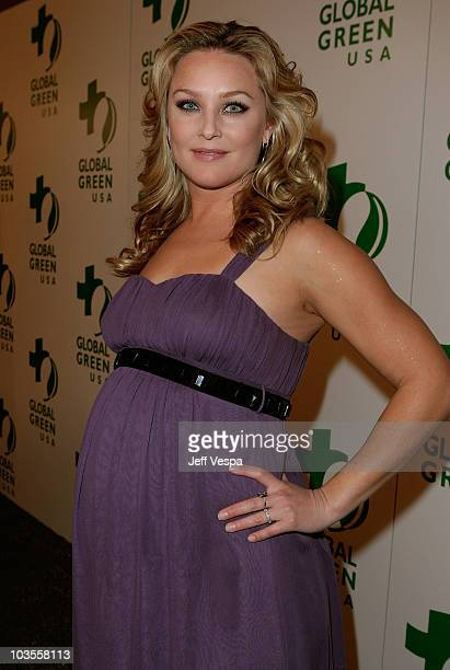 Actress Elisabeth Rohm attends Global Green USA's 5th Annual Pre Oscar Party raising awareness about smart climate solutions and benefiting the green...