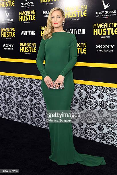 Actress Elisabeth Rohm attends Grey Goose Vodka and Vanity Fair present in part the world premiere of Columbia Pictures And Annapurna Pictures...