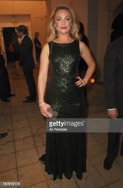 Actress Elisabeth Rohm attends Hamilton and Los Angeles Confidential Magazine's announcement of the 7th Annual Hamilton Behind The Camera Awards at...