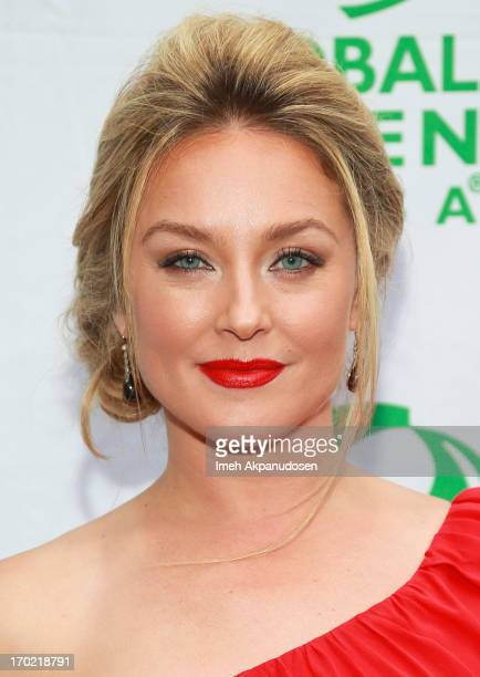 Actress Elisabeth Rohm attends the Global Green USA's Annual Millennium Awards at Fairmont Miramar Hotel on June 8 2013 in Santa Monica California