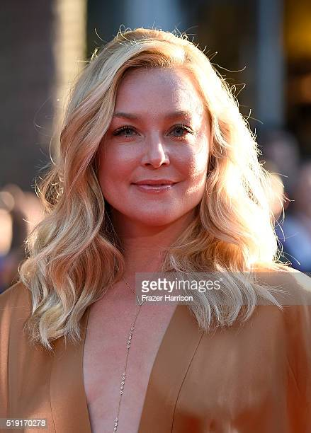 Actress Elisabeth Rohm attends the premiere of Disney's 'The Jungle Book' at the El Capitan Theatre on April 4 2016 in Hollywood California