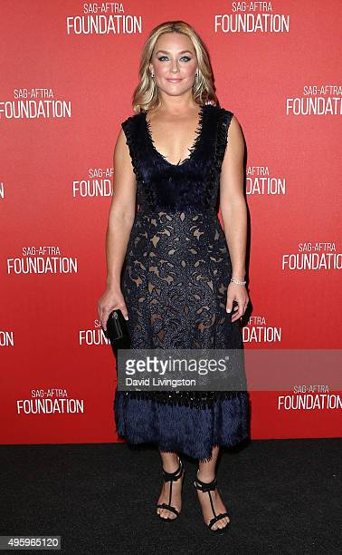 Actress Elisabeth Rohm attends the Screen Actors Guild Foundation 30th Anniversary Celebration at the Wallis Annenberg Center for the Performing Arts...