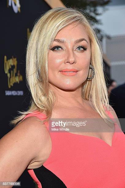 Actress Elisabeth Rohm attends the Television Academy's 70th Anniversary Gala on June 2 2016 in Los Angeles California