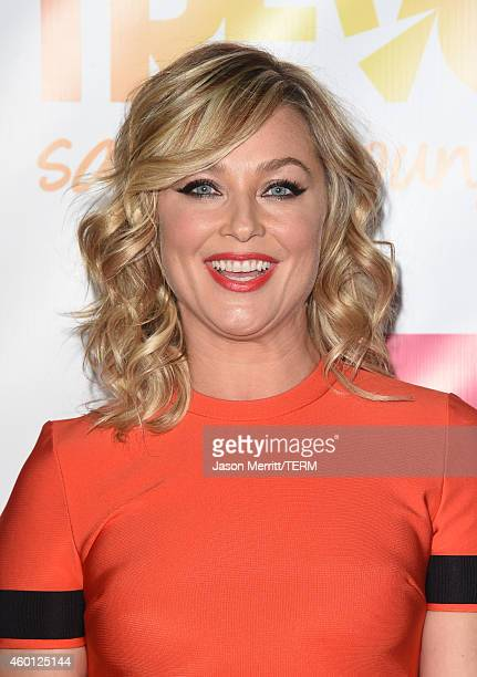 Actress Elisabeth Rohm attends TrevorLIVE LA Honoring Robert Greenblatt Yahoo and Skylar Kergil for The Trevor Project at Hollywood Palladium on...