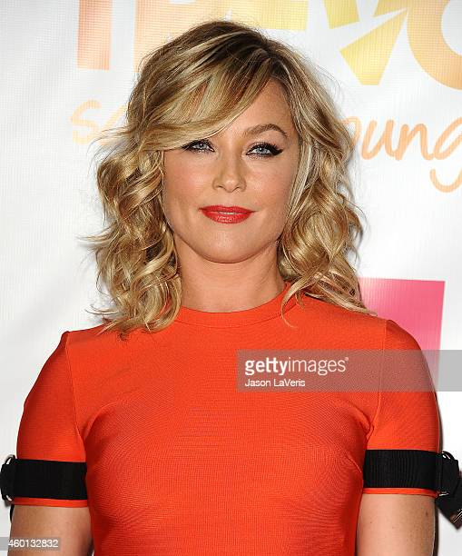 Actress Elisabeth Rohm attends TrevorLIVE Los Angeles at the Hollywood Palladium on December 7 2014 in Los Angeles California