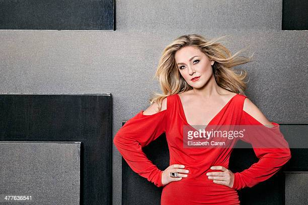 Actress Elisabeth Rohm for Viva on December 20 2013 in Los Angeles California PUBLISHED IMAGE