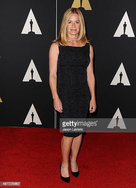 Actress Elisabeth Shue attends the 7th annual Governors Awards at The Ray Dolby Ballroom at Hollywood Highland Center on November 14 2015 in...