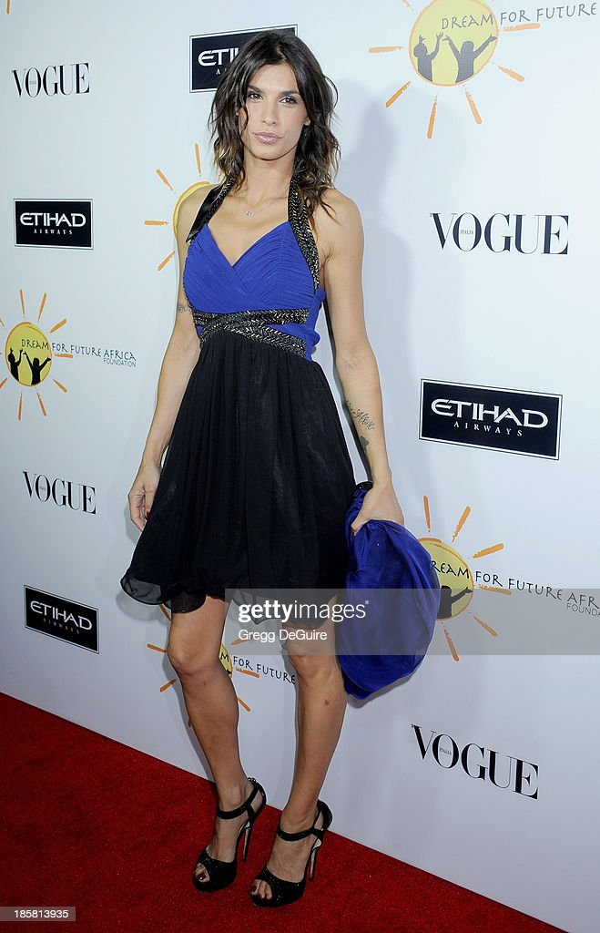 Gelila And Wolfgang Puck's Dream For Future Africa Foundation Gala - Arrivals