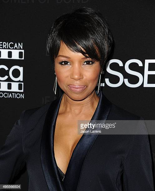 Actress Elise Neal attends Spectre The Black Women of Bond Tribute at California African American Museum on November 3 2015 in Los Angeles California