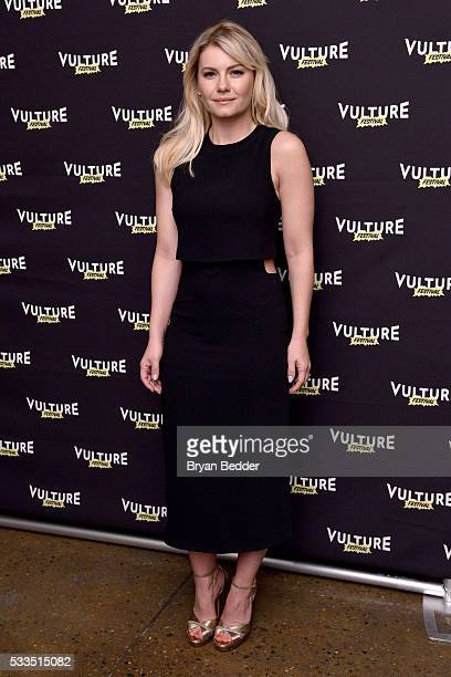 Actress Elisha Cuthbert at the 2016 Vulture Festival at Milk Studios on May 22, 2016 in New York City.
