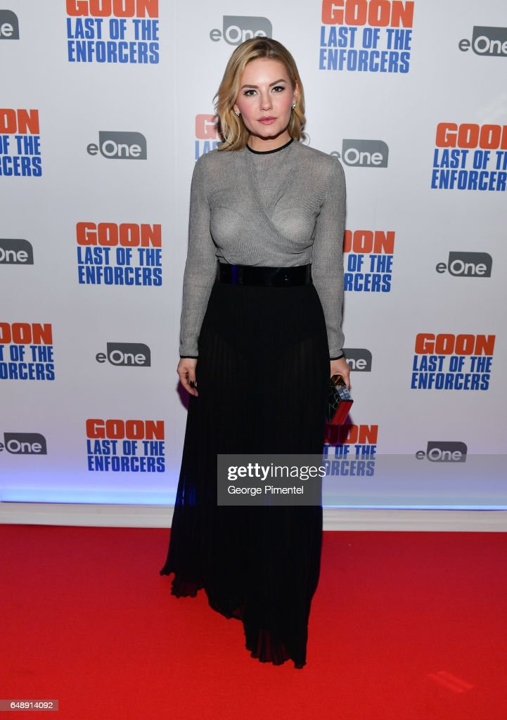 "Premiere Of No Trace Camping's ""Goon: Last Of The Enforcers"" - Arrivals"