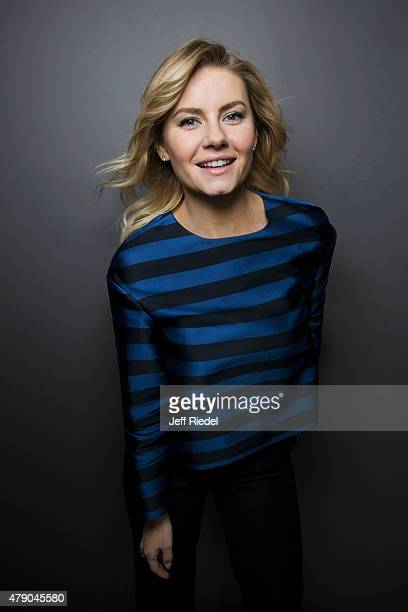 Actress Elisha Cuthbert is photographed for TV Guide Magazine on January 16 2015 in Pasadena California PUBLISHED IMAGE