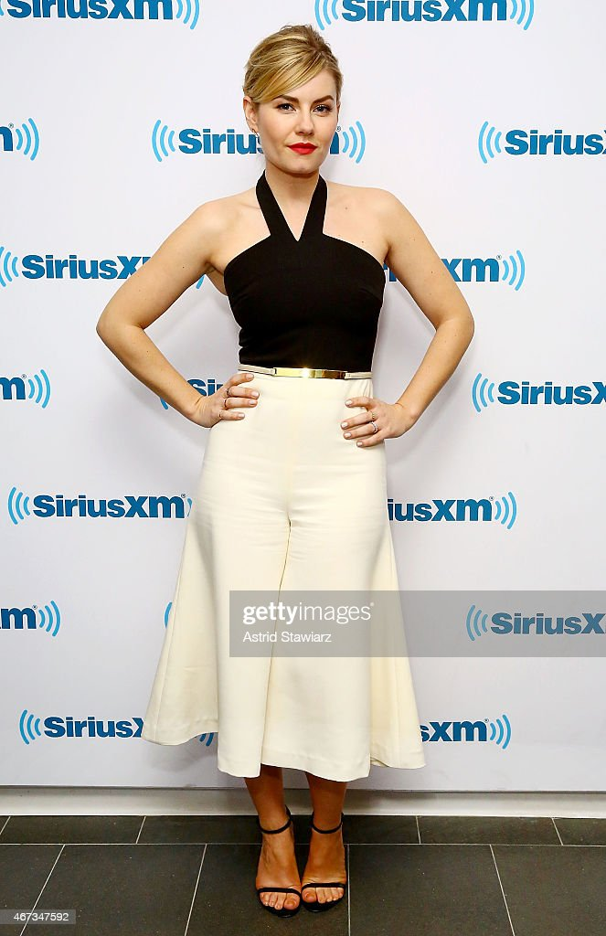 Celebrities Visit SiriusXM Studios - March 23, 2015
