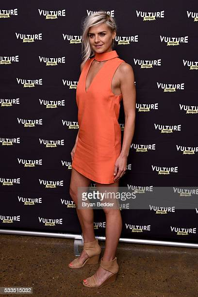 Actress Eliza Coupe attends the 2016 Vulture Festival at Milk Studios on May 22 2016 in New York City
