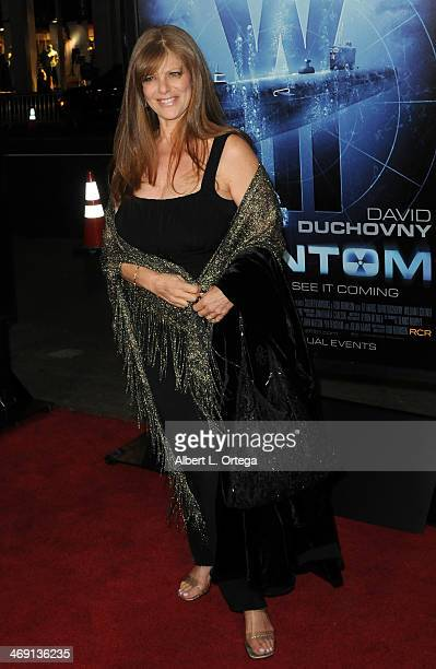 Actress Eliza Roberts arrives for the Premiere Of Phantom held at The TCL Chinese Theater on February 27 2013 in Hollywood California