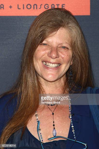 Actress Eliza Roberts attends the premiere of Pantelion Films' Compadres held at ArcLight Hollywood on April 19 2016 in Hollywood California