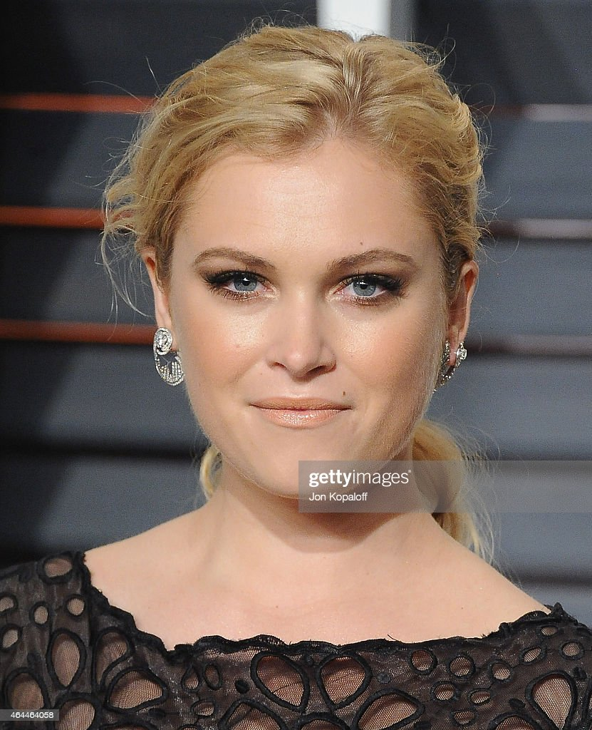 2015 Vanity Fair Oscar Party Hosted By Graydon Carter - Arrivals : Photo d'actualité