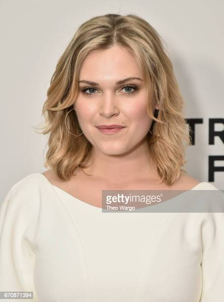 Actress Eliza Taylor attends the Thumper Premiere during 2017 Tribeca Film Festival at Cinepolis Chelsea on April 20 2017 in New York City