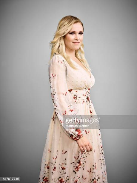 Actress Eliza Taylor from 'The 100' is photographed for Entertainment Weekly Magazine on July 22 2016 at Comic Con in the Hard Rock Hotel in San...