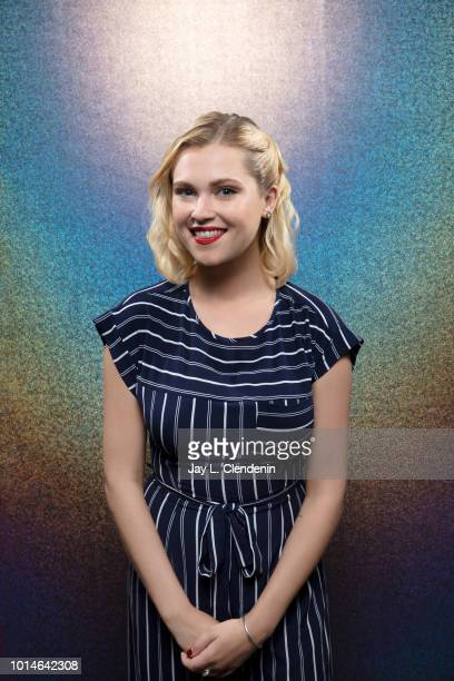 Actress Eliza Taylor from 'The 100' is photographed for Los Angeles Times on July 21 2018 in San Diego California PUBLISHED IMAGE CREDIT MUST READ...
