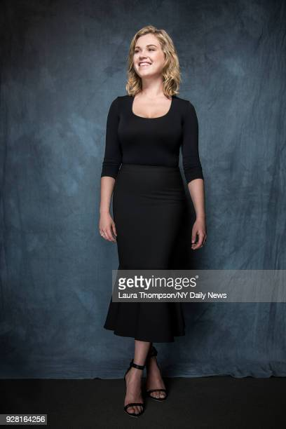 Actress Eliza Taylor is photographed for NY Daily News on April 22 2017 in New York City CREDIT MUST READ Laura Thompson/NY Daily News/Contour RA