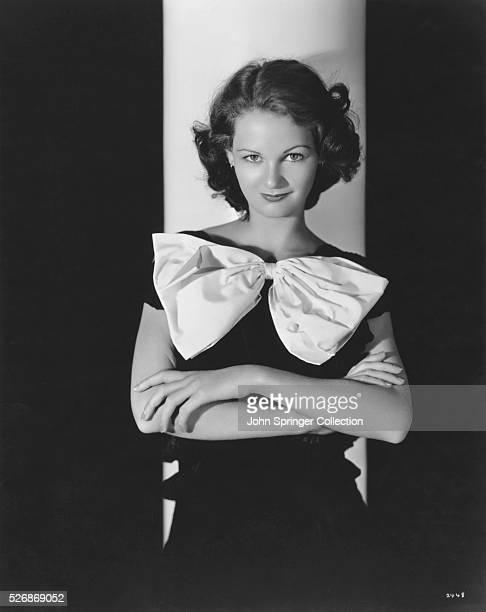 Actress Elizabeth Allan