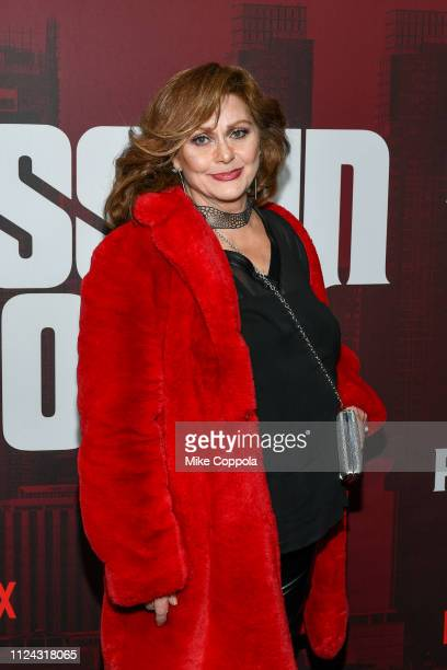 Actress Elizabeth Ashley attends Netflix's Russian Doll Season 1 Premiere at Metrograph on January 23 2019 in New York City