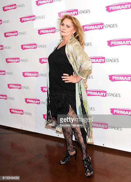Actress Elizabeth Ashley attends Primary Stages 2016 Gala at 538 Park Avenue on October 17 2016 in New York City