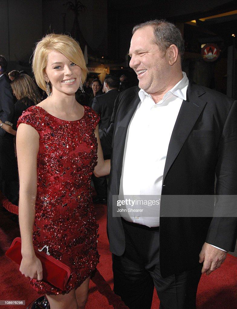 """The Weinstein Co. Presents """"Zack & Miri Make A Porno"""" - Red Carpet : Nachrichtenfoto"""