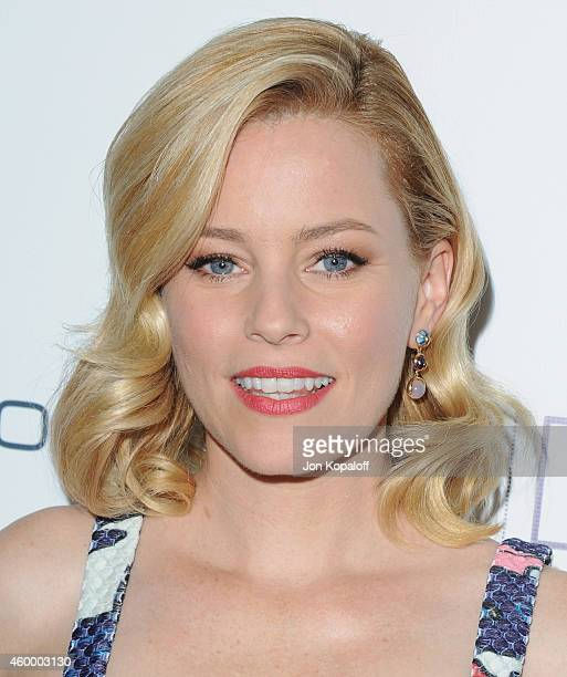 Actress Elizabeth Banks arrives at the March Of Dimes' Celebration Of Babies at Regent Beverly Wilshire Hotel on December 5 2014 in Beverly Hills...