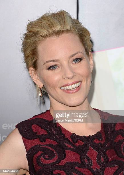 Actress Elizabeth Banks arrives at the premiere of Lionsgate's 'What To Expect When You're Expecting' held at Grauman's Chinese Theatre on May 14...