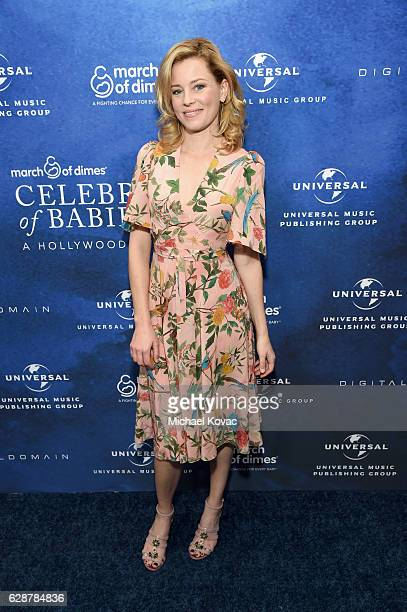 Actress Elizabeth Banks attends 2016 March of Dimes Celebration of Babies at the Beverly Wilshire Four Seasons Hotel on December 9 2016 in Beverly...