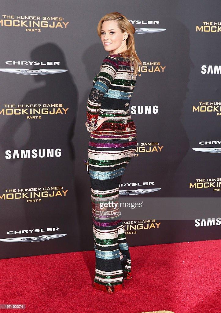 "Premiere Of Lionsgate's ""The Hunger Games: Mockingjay - Part 2"" - Arrivals"