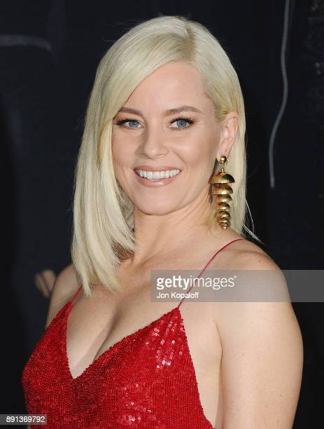 Actress Elizabeth Banks attends the Los Angeles Premiere Pitch Perfect 3 at the Dolby Theatre on December 12 2017 in Hollywood California